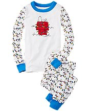 snoopy doghouse pjs
