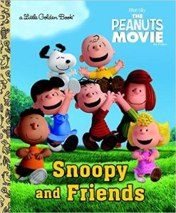 Peanuts Golden Book