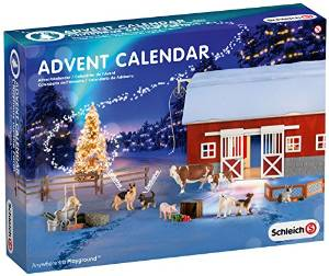 Schleich Advent Calendar 2