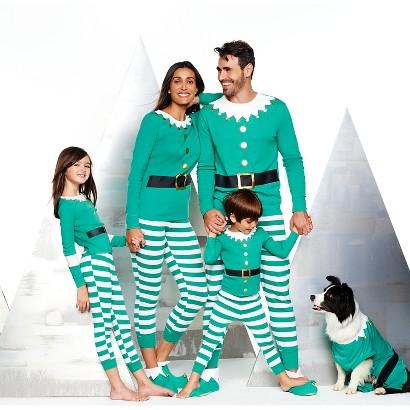target elf jammies - Target Christmas Pjs