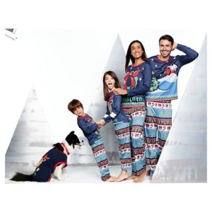Target Ugly Sweater Jammies