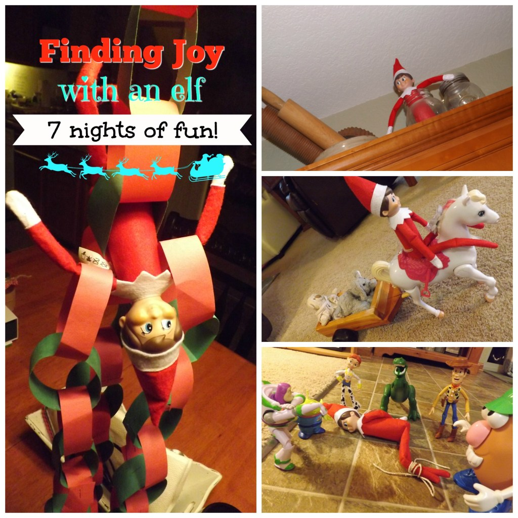 Finding Joy with an Elf