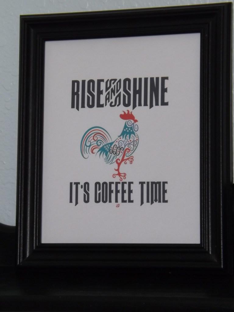 Rise & Shine printable