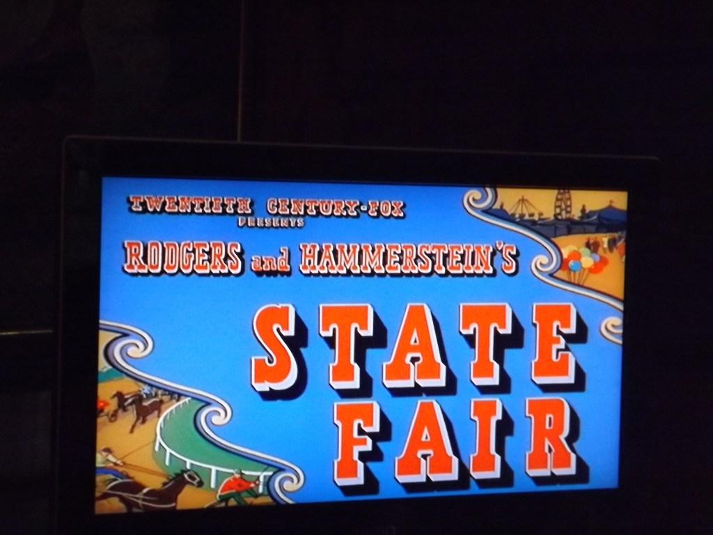 State Fair 1945 musical