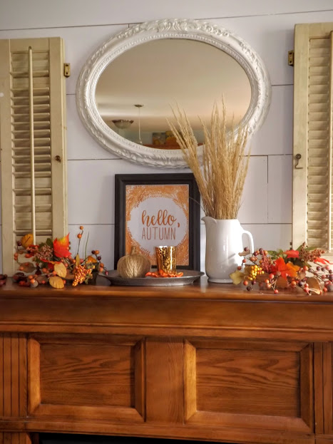 Creating a Cozy Family Room for Fall