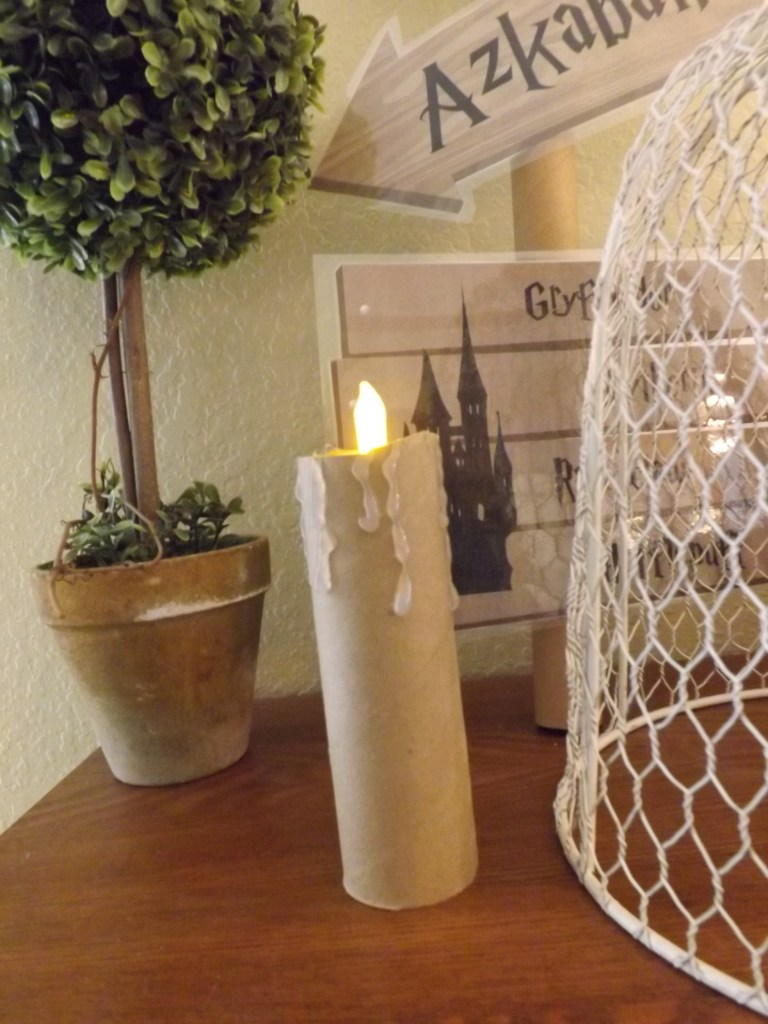 drippy-candles-on-mantle