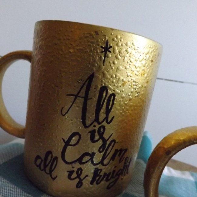 All is Bright Mug