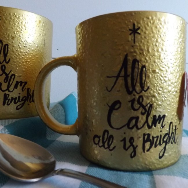 All is Bright Mug