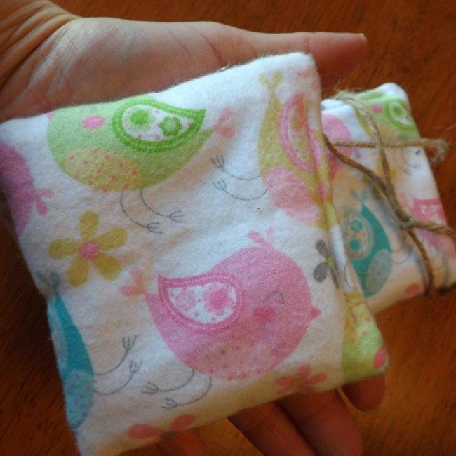 Bird Pocket Rice Hand Warmers