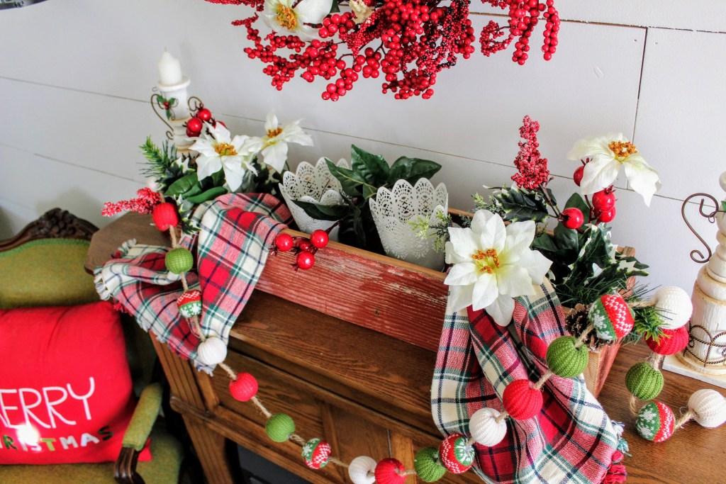 the barn wood christmas box