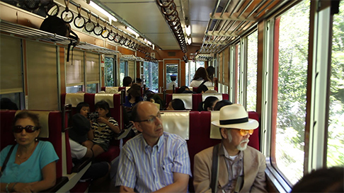 Train Hakone