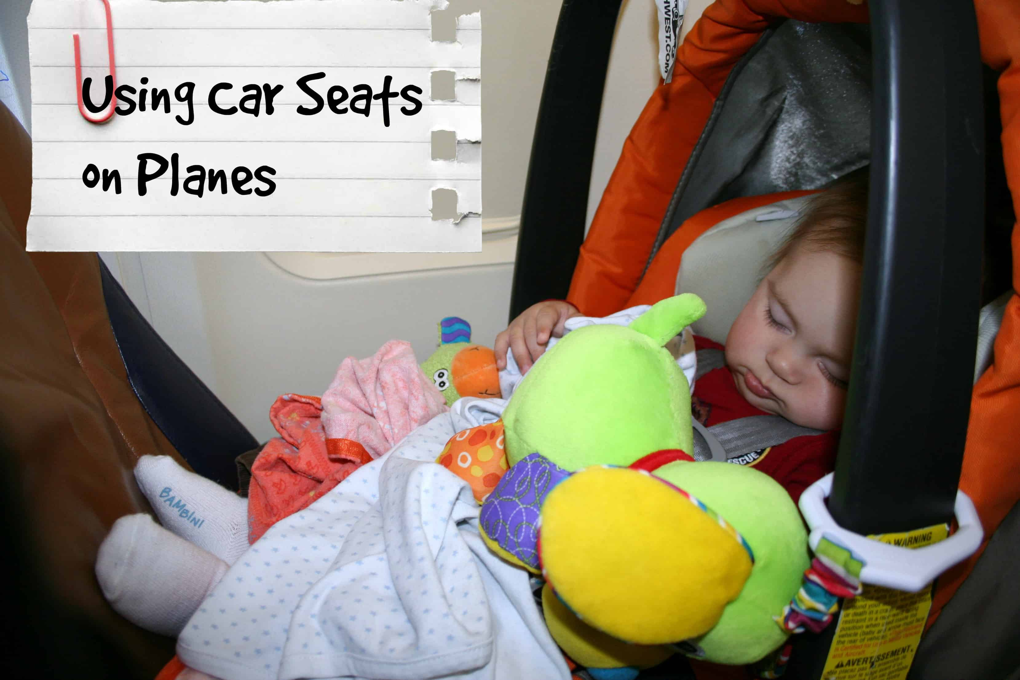 Airplane Car Seats Toddlers