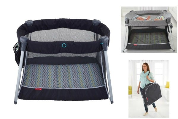 Baby Travel Bed Crib Cot Portable