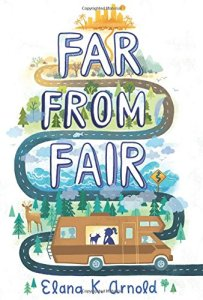 Far From Fair (HMH Books for Young Readers, 2016)
