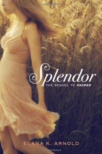 Splendor (Delacorte Press, 2013). Fiction. YA/Teen.