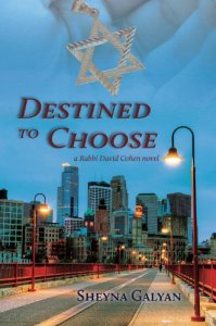 Destined to Choose (Yotzeret Publishing, 2013). Detective/Mystery Fiction.