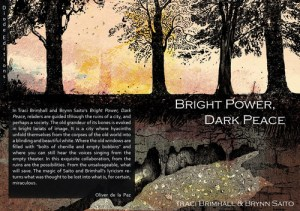 Bright Power, Dark Peace (diode editions, 2013). With Tracy Brimhall. Poetry.