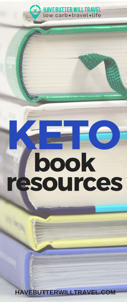 10 Keto books that will change your life and the way you eat forever.