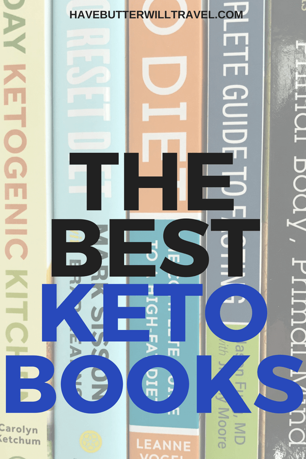 We have compiled a list of ketogenic books that we have read throughout our keto experience and found them to really help us understand the why & the how to