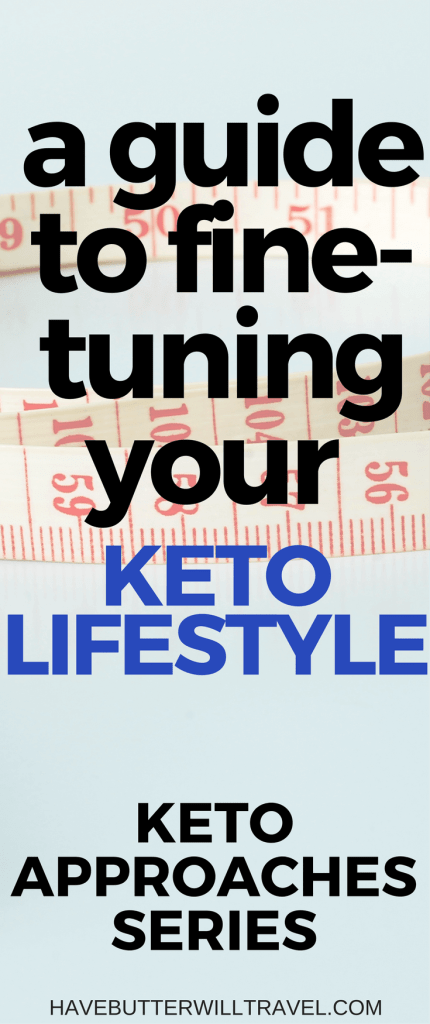 Need help getting started on a keto lifestyle? Our Keto Approaches 4 part series will help. Keto approaches part four experiment will help you.