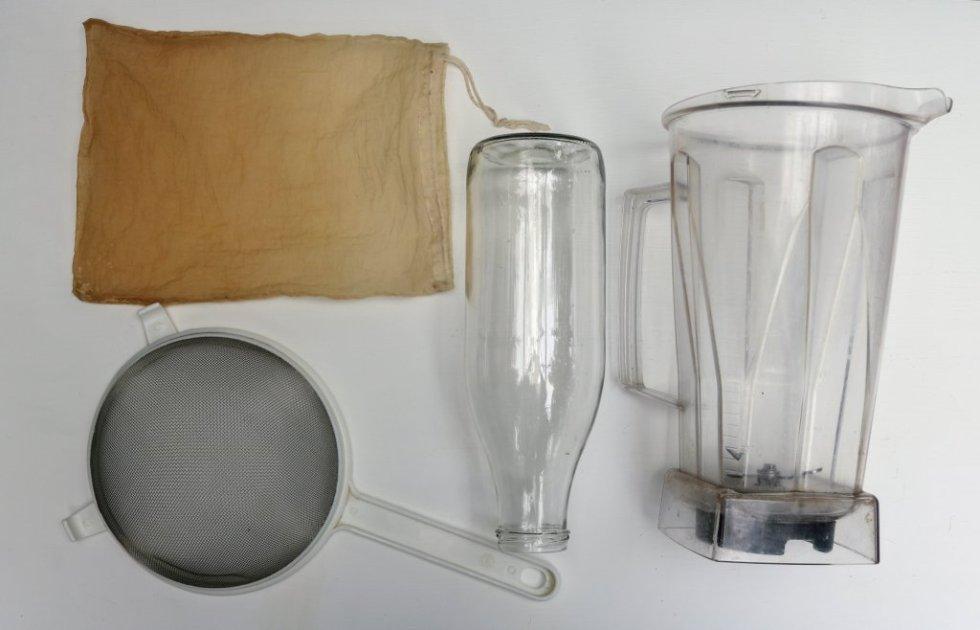 Nut milk equipment
