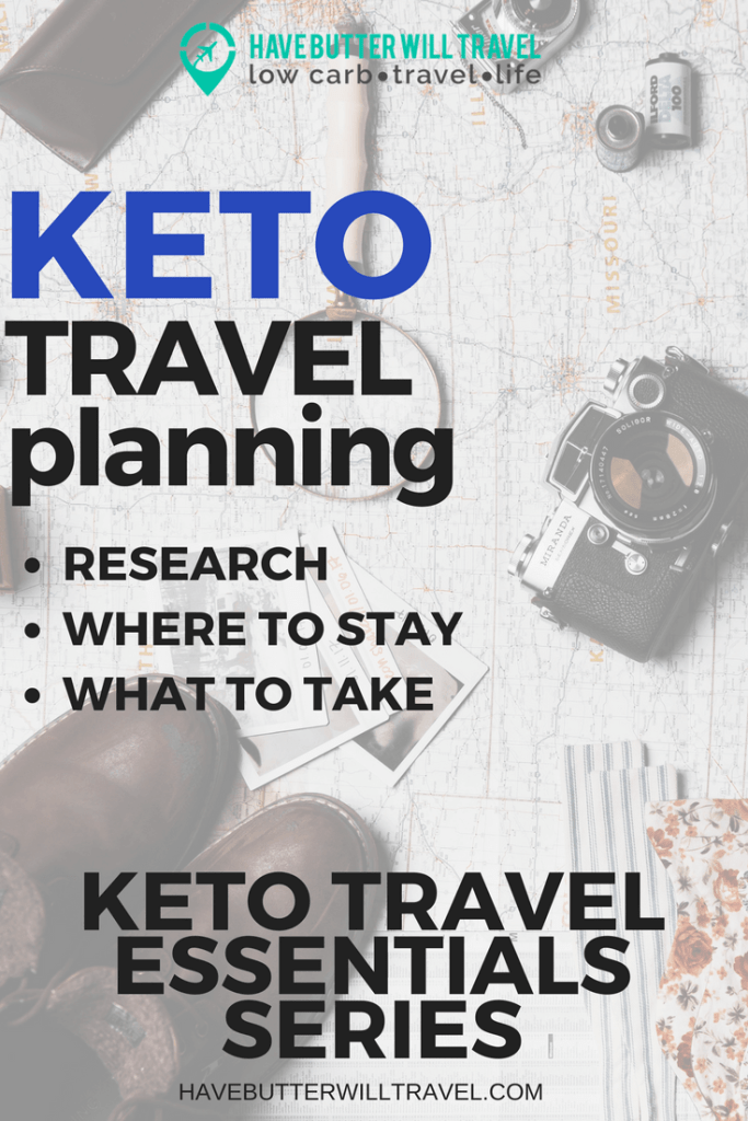 Do you love to travel but haven't been confident to incorporate it into your ketogenic lifestyle yet? Check out our keto travel essentials before you go guide. This will help you feel more confident when travelling keto style.