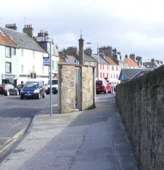 Bus Shelter - Anstruther