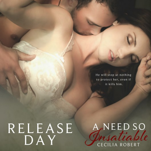 A Need So Insatiable Release Day