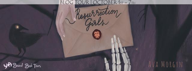Resurrection Girls by Ava Morgyn