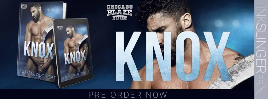 Knox by Brenda Rothert