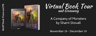 A Company of Monsters by Shami Stovall
