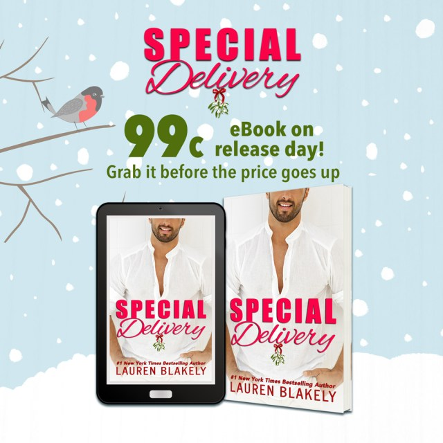 Special Delivery by Lauren Blakely