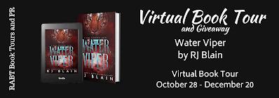 Water Viper by RJ Blain