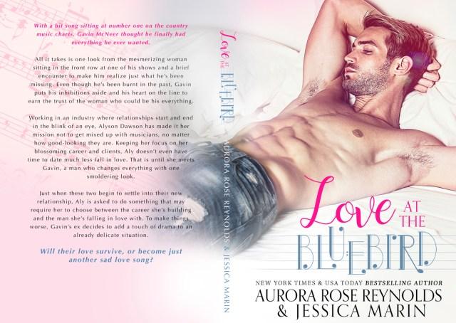 Love at the Bluebird at Aurora Rose Reynolds & Jessica Marin
