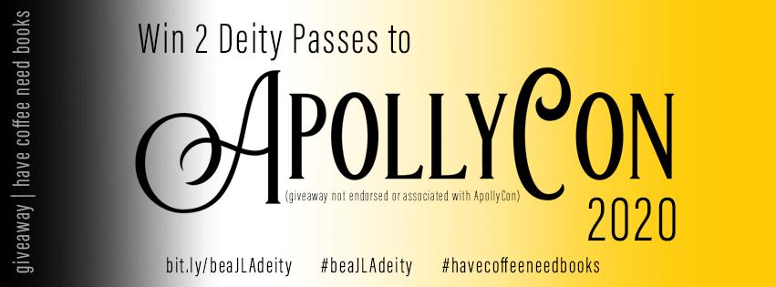 ApollyCon #beaJLAdeity
