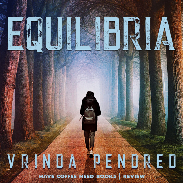 Equilibria by Vrinda Pendred