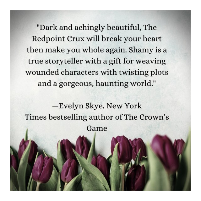 The Redpoint Crux by Morgan Shamy
