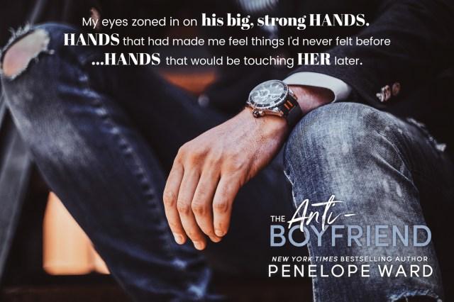 The Anti-Boyfriend by Penelope Ward