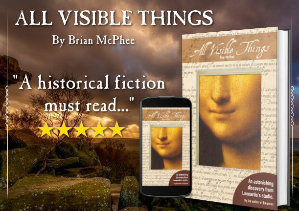 All Visible Things by Brian McPhee