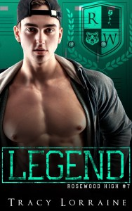 Legend by Tracy Lorraine