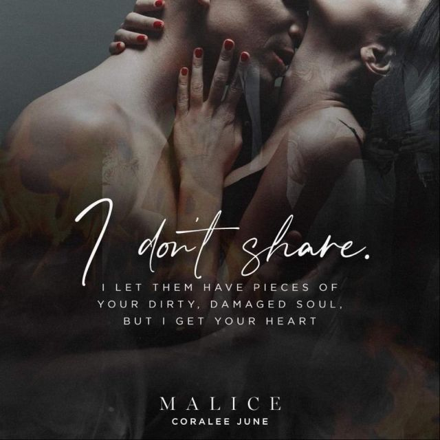 Malice by Coralee June