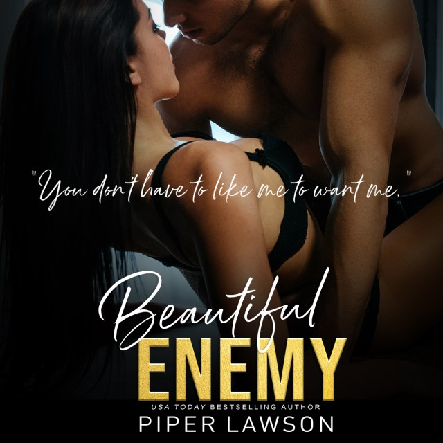 Beautiful Enemy by Piper Lawson
