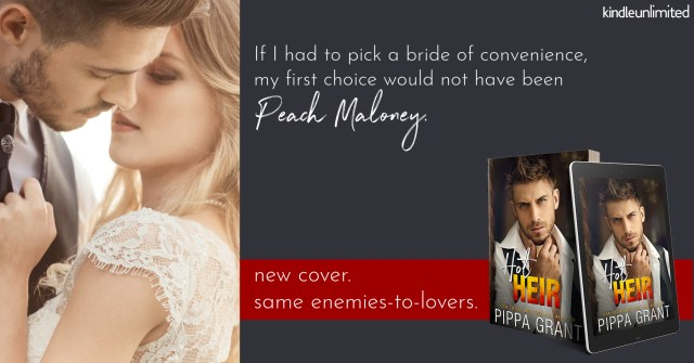 Hot Heir by Pippa Grant