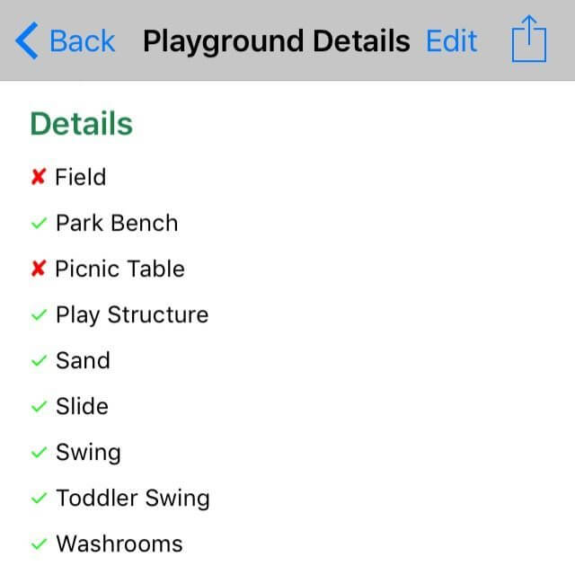 Apps for traveling with kids playground buddy