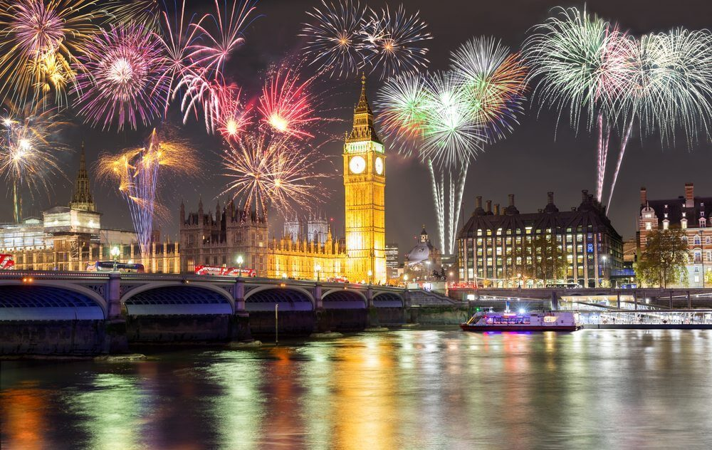 10 family friendly places to spend New Year's Eve