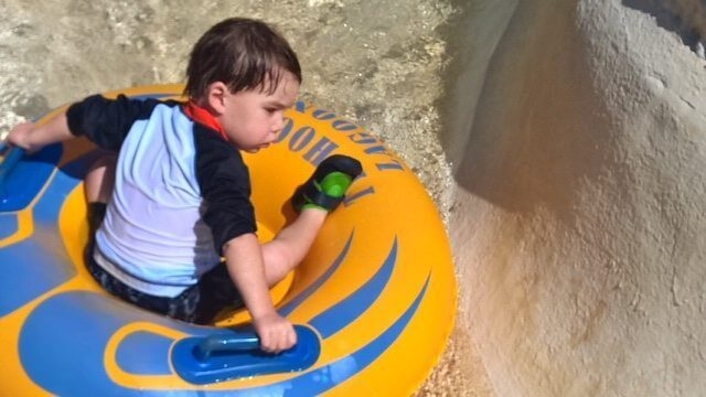Blizzard Beach or Typhoon Lagoon; which is best for young kids?