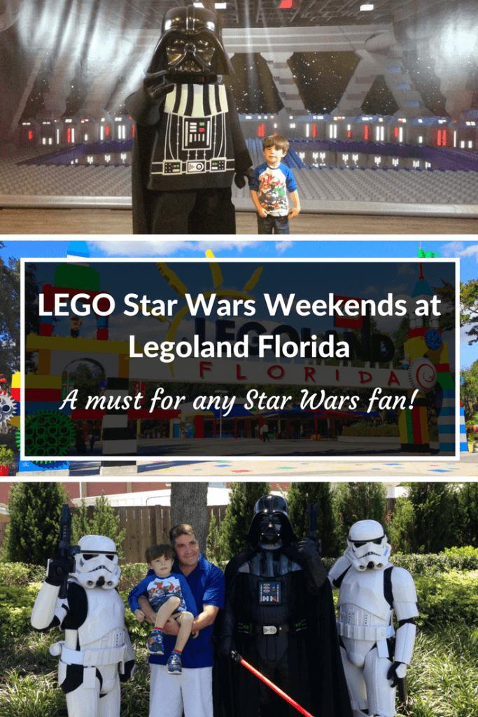 lego star wars weekends
