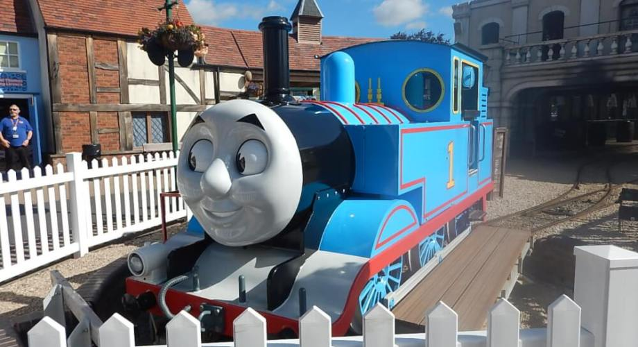 All you need to know about visiting Thomas Land at Drayton Manor Theme Park
