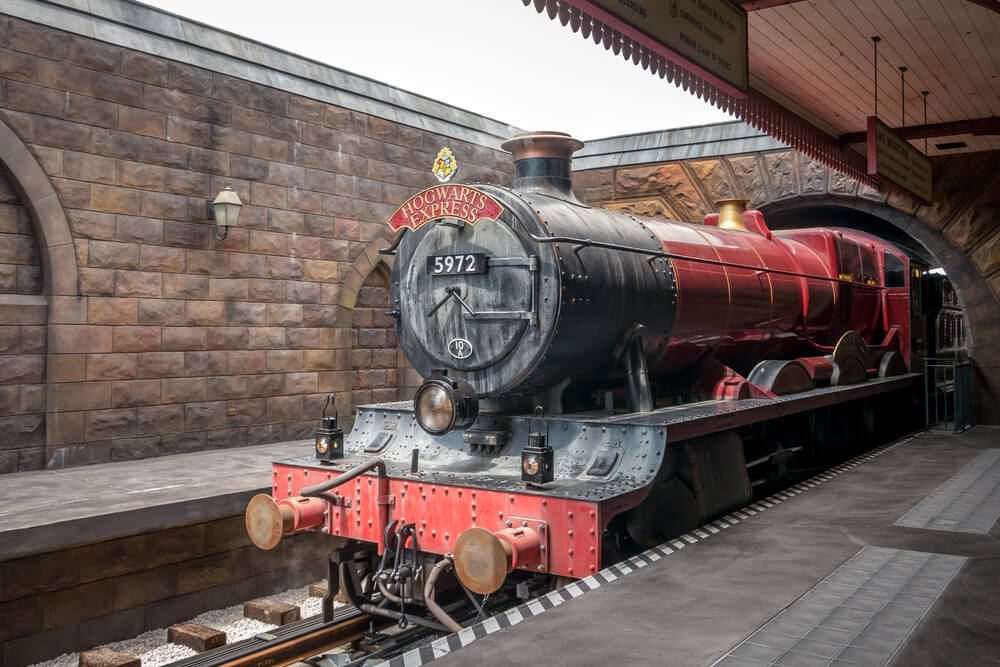 itinerary for the Wizarding World of Harry Potter