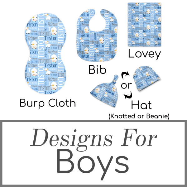 Baby Accessories for Boys